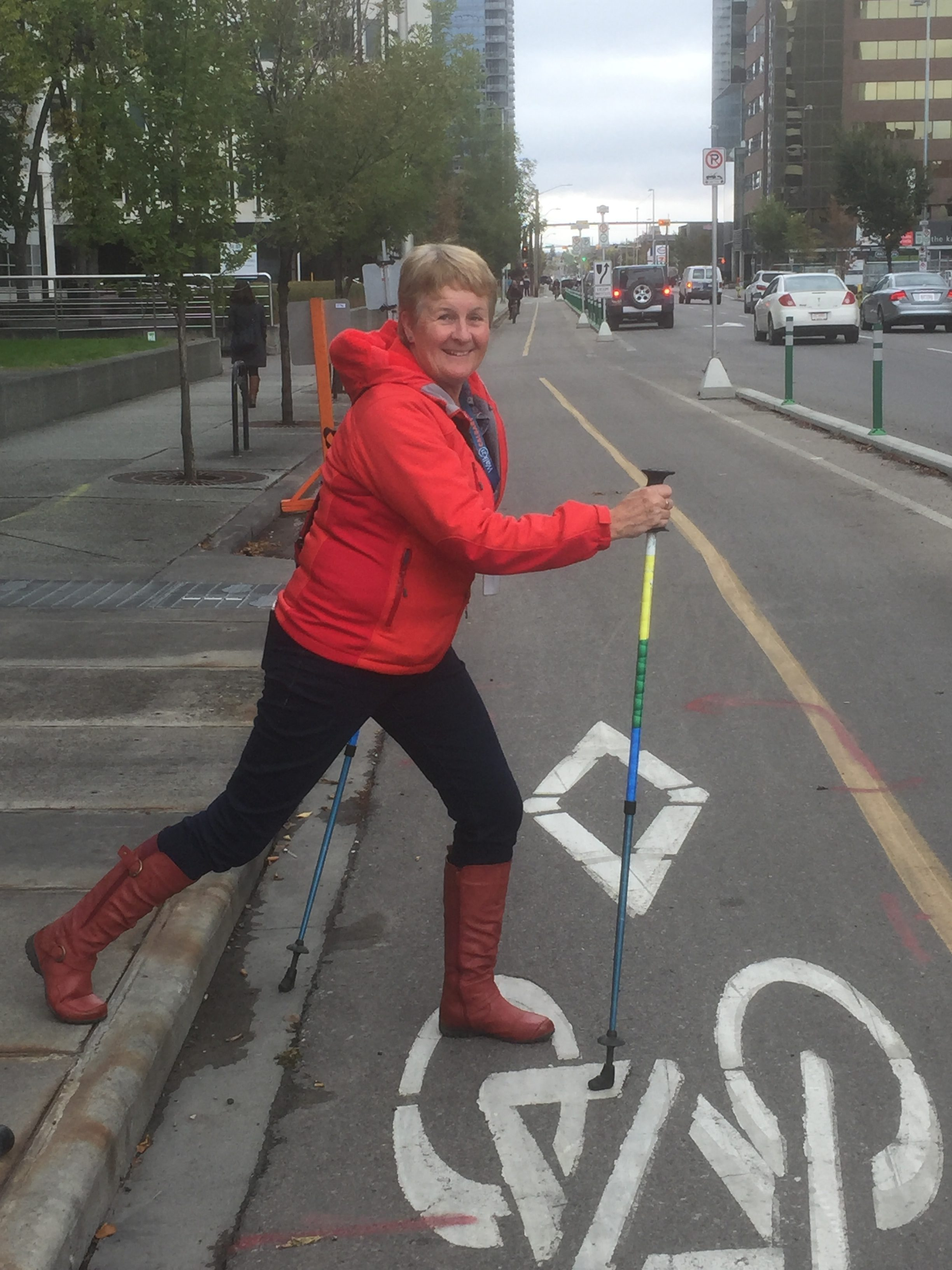 Walkable Neighbourhoods Make  Healthy People!
