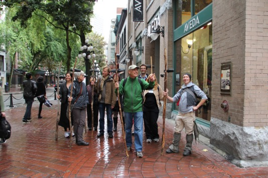 People walking to Commercial Areas spend 40% More!