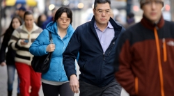 Are Vancouverites snobs when it comes to walking?