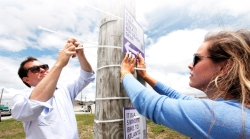 Walk [Your City] : Make directional signage for walking and biking