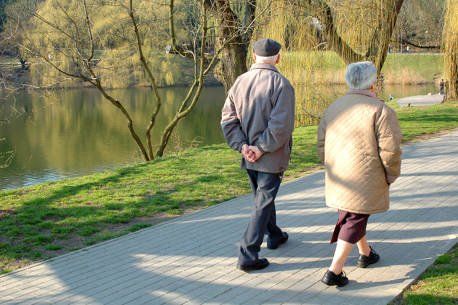 The Future for Seniors? It's all about Walkable Communities
