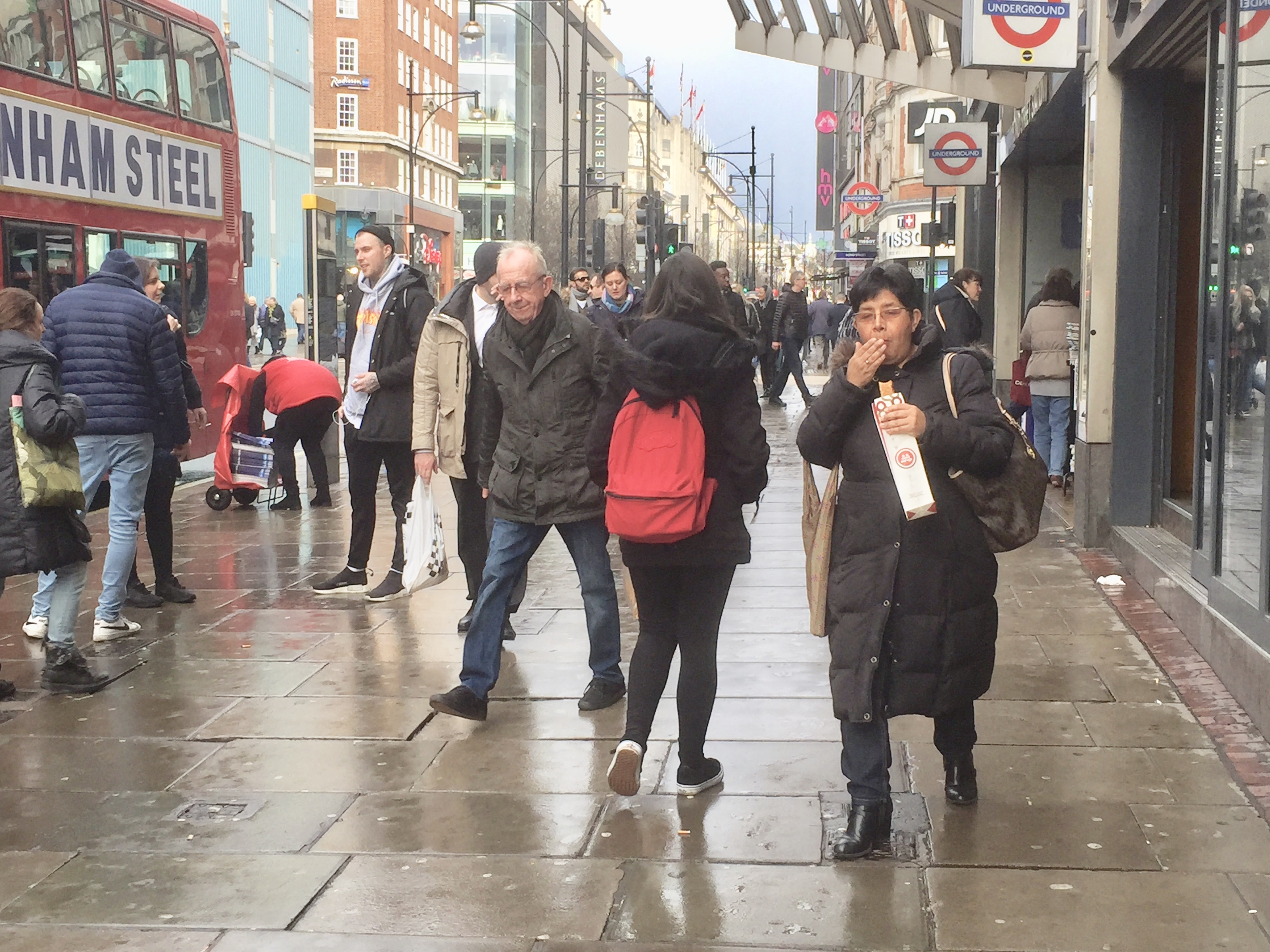 "Giving Pedestrians the ""Green Man"" Priority in London"